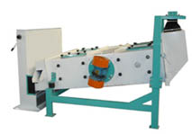 Seed Cleaning Equipment - Vibratory Sieve