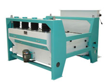 Seed Cleaning Equipment - Horizontal Rotary Sieve