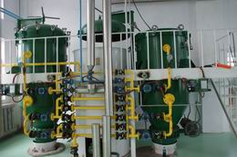 Cost of Edible Oil Refinery Machinery