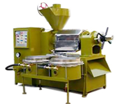 Mini Oil Mill Machinery