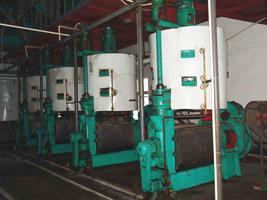 Canola Pressing Plant