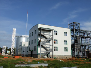Seed Oil Extraction Plant