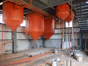Seed Oil Extraction Plant Workshop