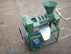 oil press