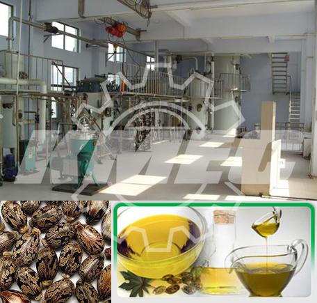 Mini Castor Oil Extraction Unit