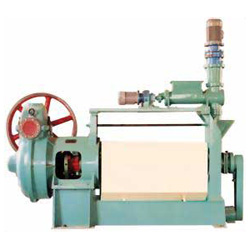 Oil Milling Machinery- cold oil press