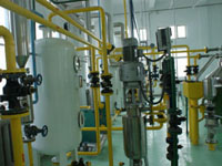 cotton seed oil manufacturing plant