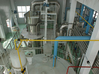 grape seed oil recovery plant