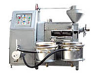 mustard seed oil extraction machinery