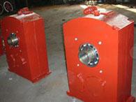 oil press   spare parts - gears box