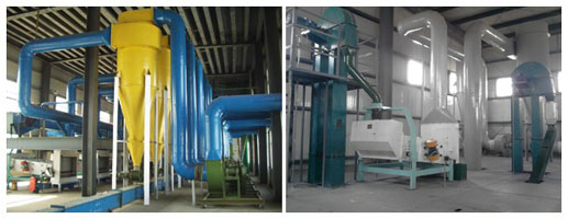 cooking oil manufacturing plant