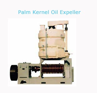 palm kernel oil facility - expeller