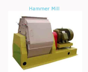 palm kernel oil facility - hammer mill