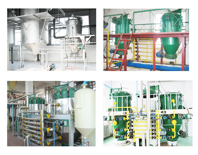 leaf filter press appliacates in the oil mill industry