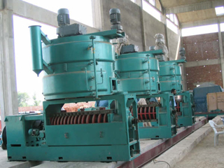 seed milling plants