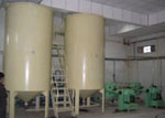 small scale sesame oil mill - Sedimentation