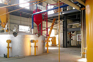 Solvent Extraction Plant Workshops