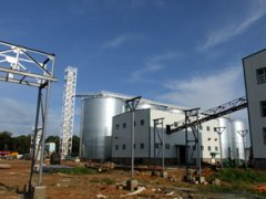 Seed Oil Extraction Plant in Zambia