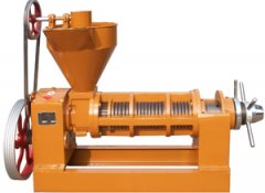 edible oil expelling machinery