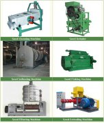 Oilseed Cleaning Equipment