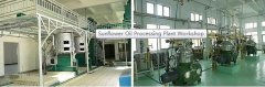 Sunflower Seed Oil Pressing Production Line Order by the Kazakhstan Clients